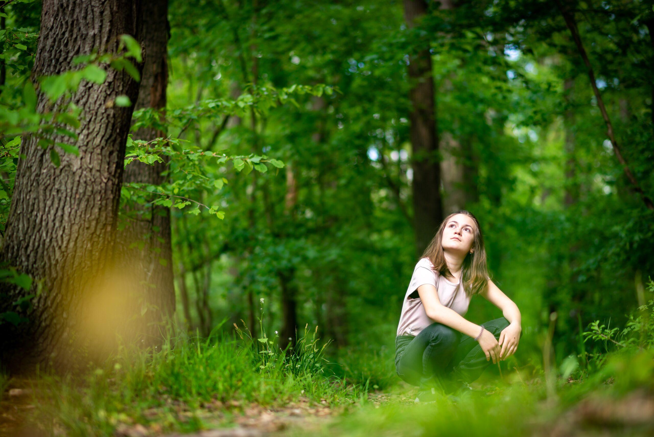 Natur mod stress