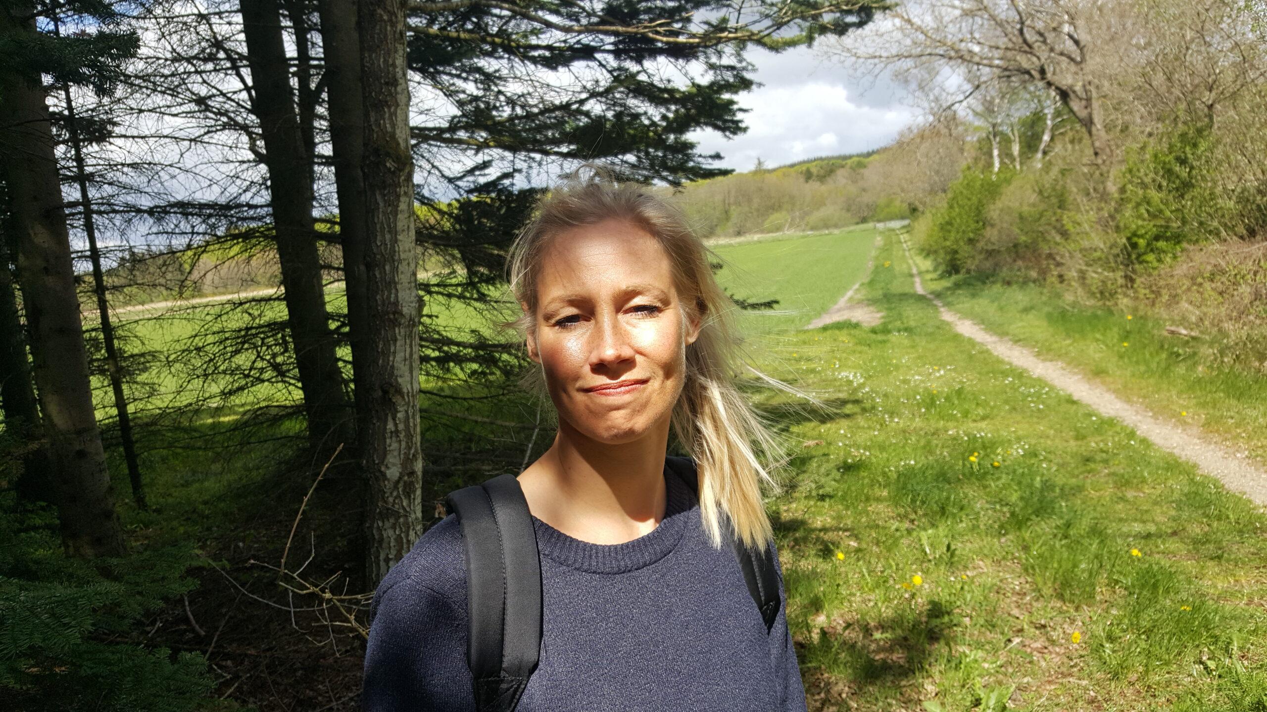 Ergoterapeut Anja Larsen