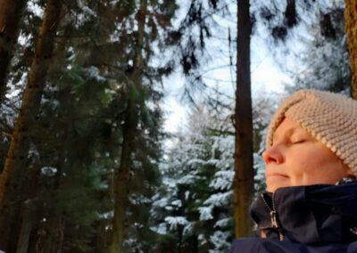 Mærk roen i skoven