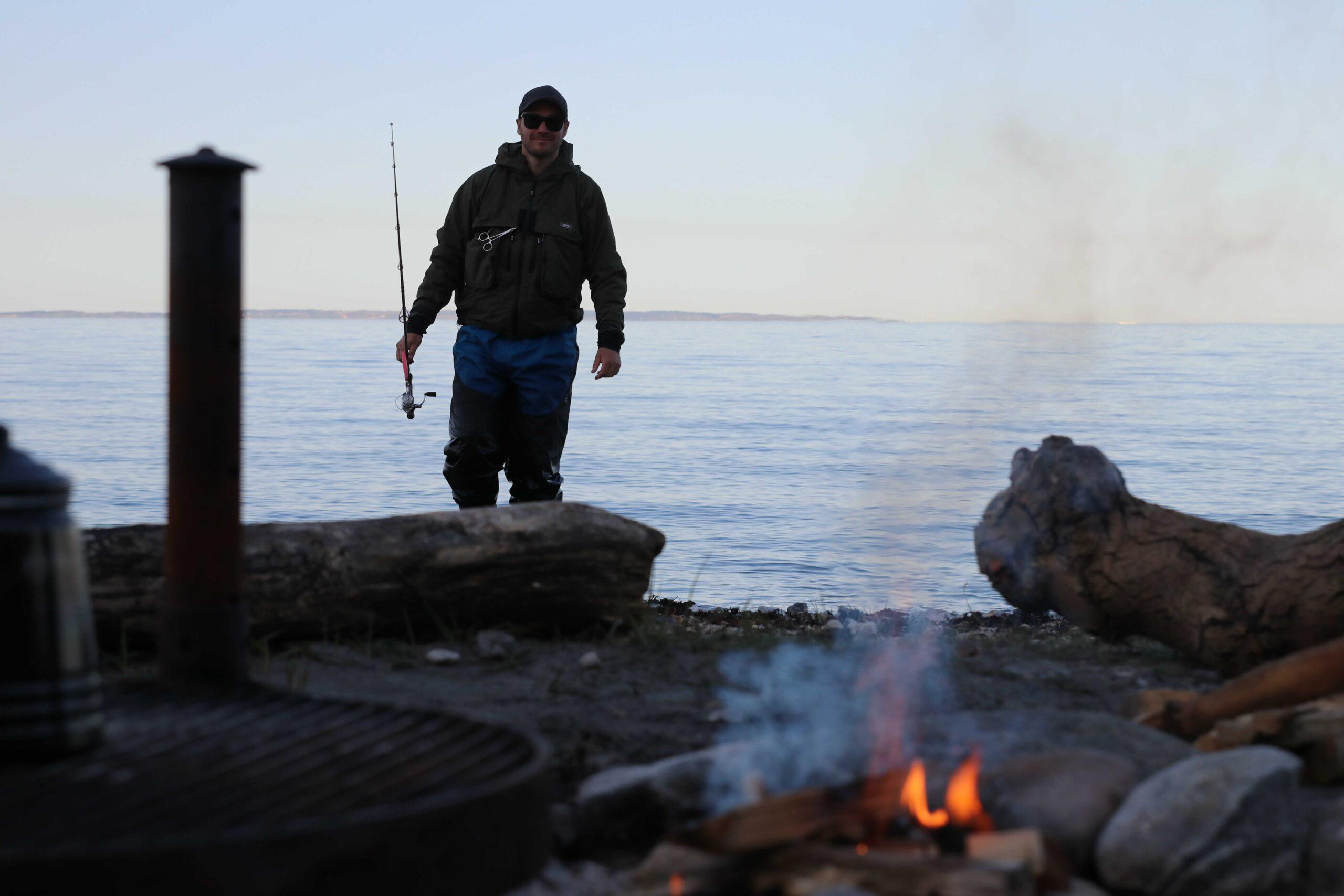 Fiskeri som stressterapi
