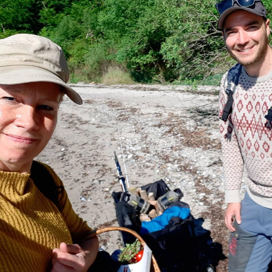 Anja og Nicolai