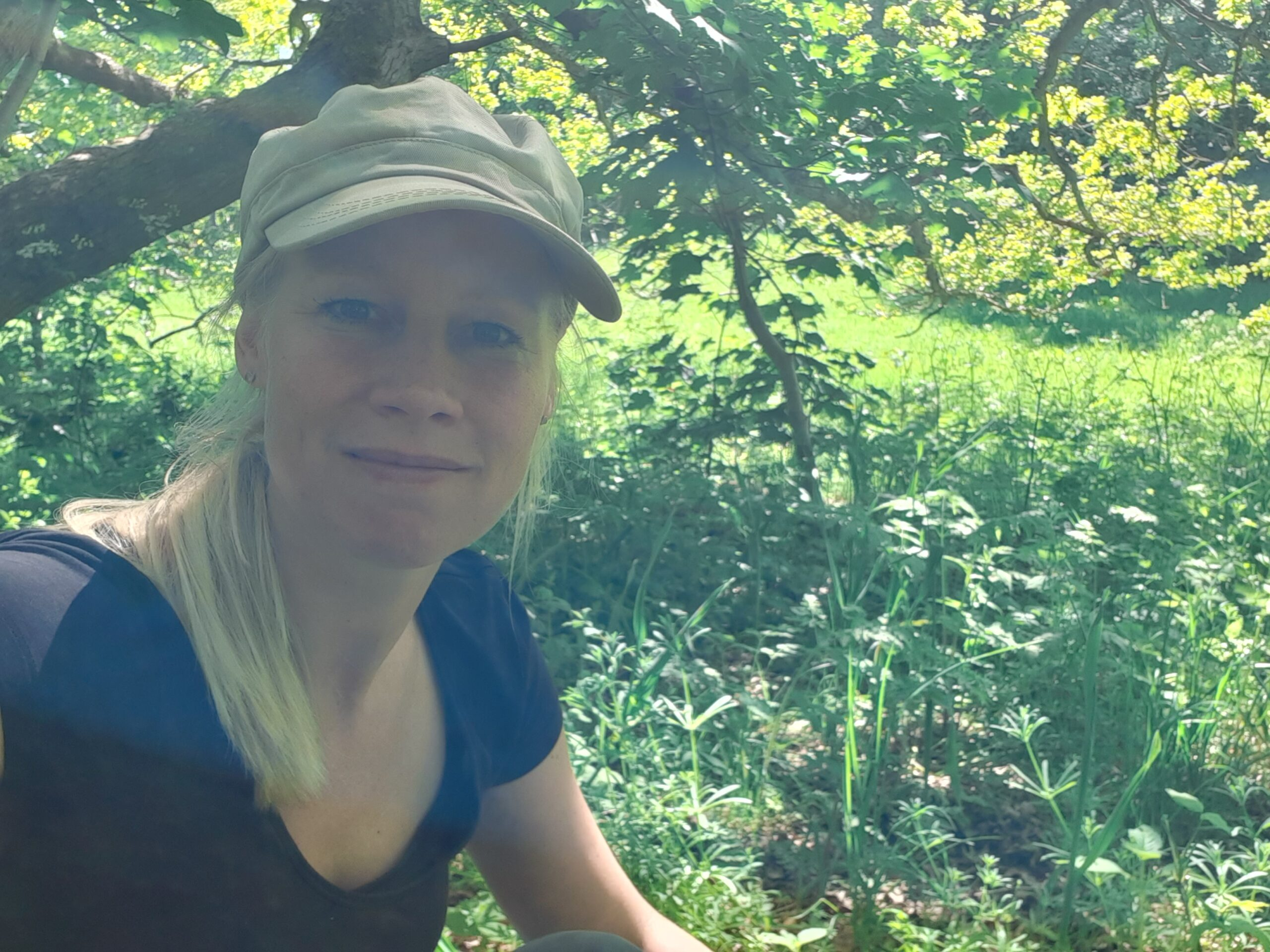 Anja Larsen ergoterapeut naturterarpi